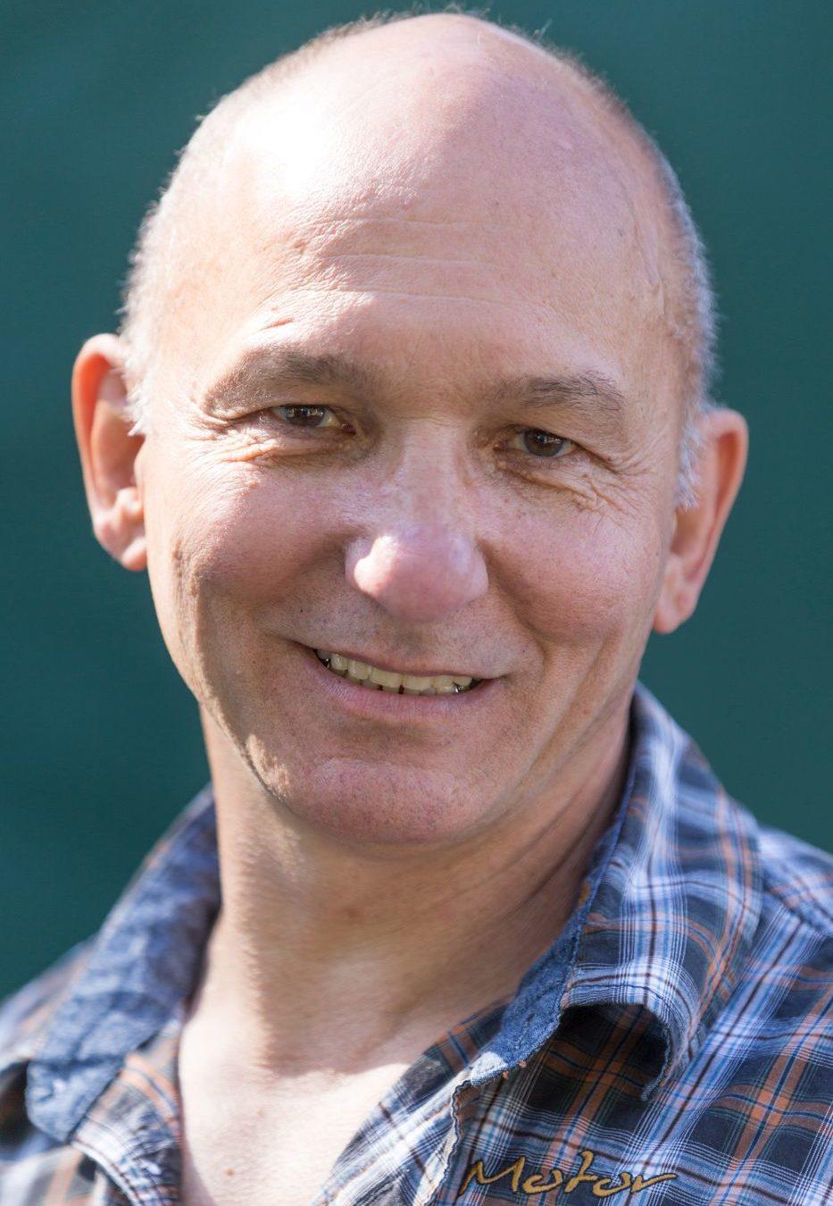 Dieter Scholz | Geschäftsführer